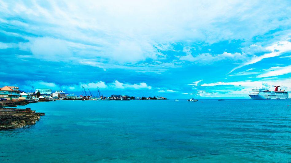 Steueroase Cayman Islands: Etwa 400 Gigabyte Daten werden ausgewertet