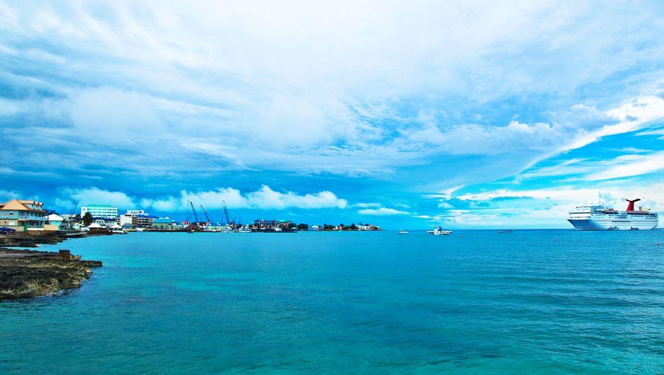 Cayman-Inseln: Rege Aktivität der WestLB
