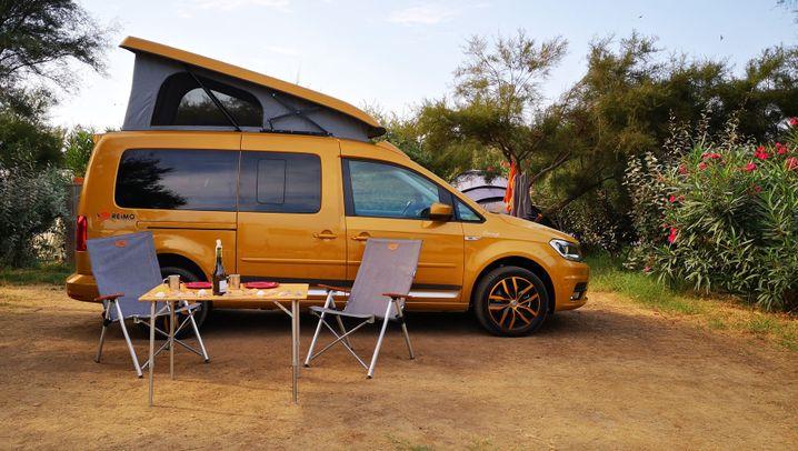 Reisemobile: Kleiner campen