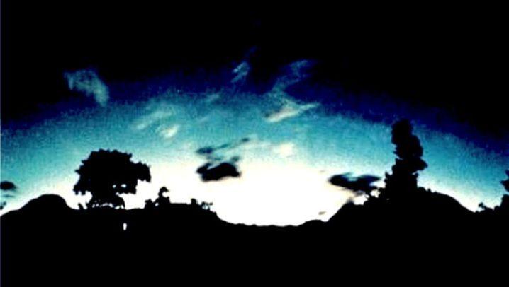 Naturmysterium: Lichter aus der Erde