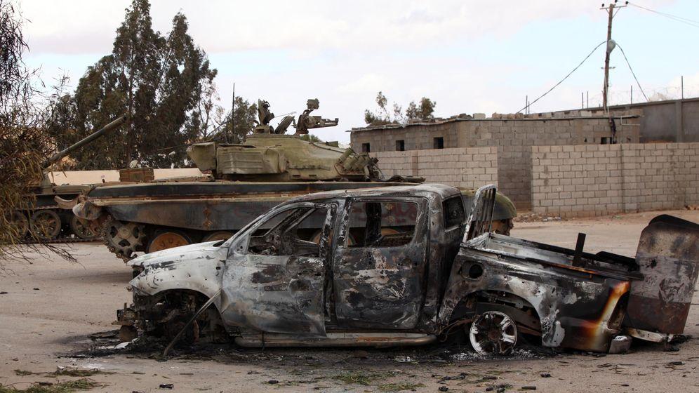 Machtkampf in Libyen: Gaddafis Besieger verspielen ihre Chance