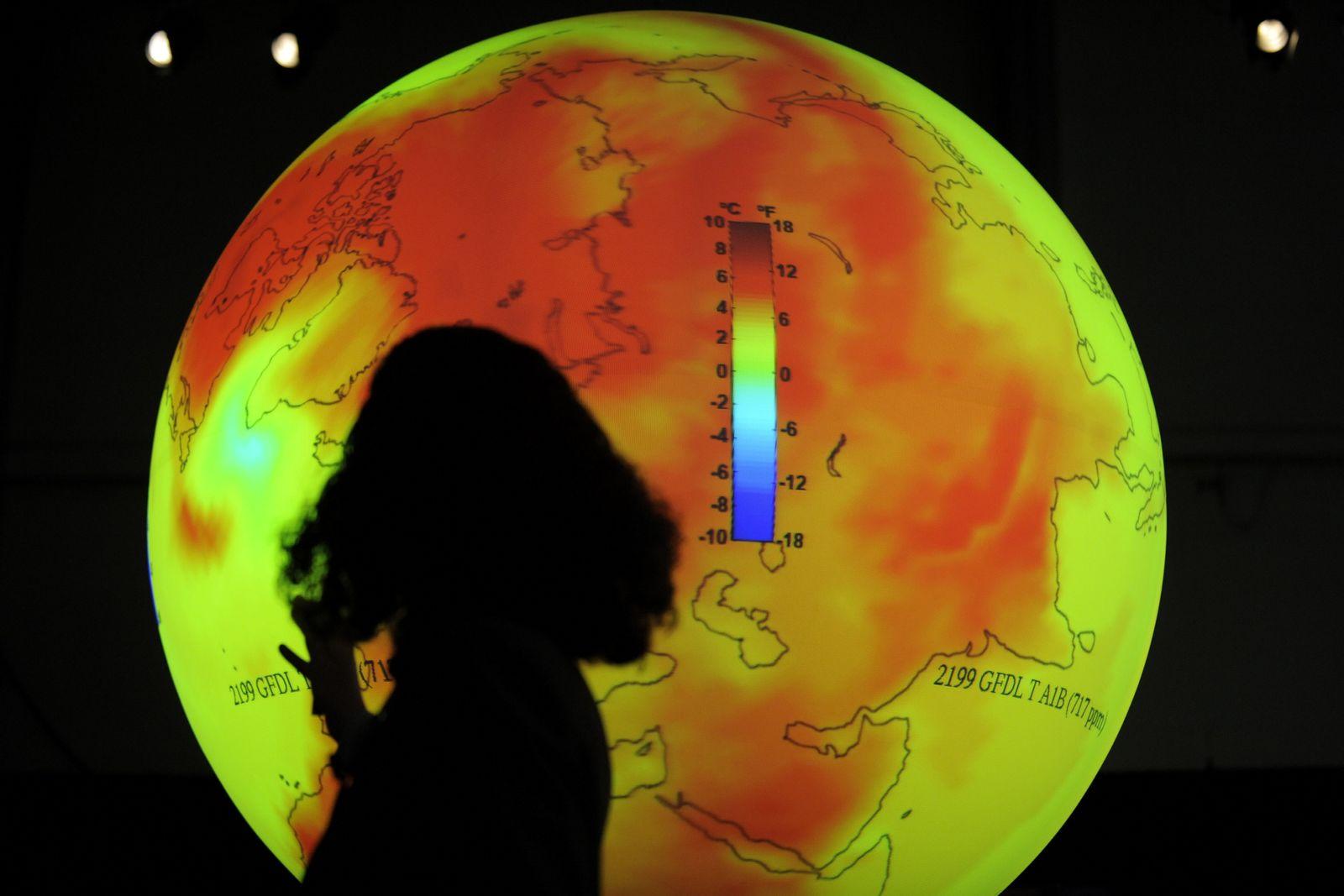 NICHT VERWENDEN Symbolbild Klimakonferenz / Klimaforschung