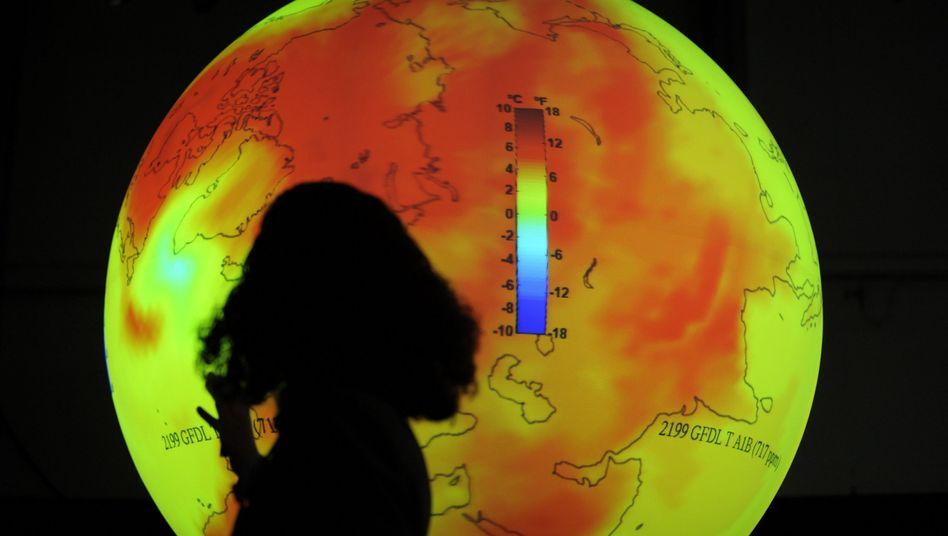 Weltklimakonferenz in Kopenhagen (Archivbild): Neue Hoffnung für Cancún?