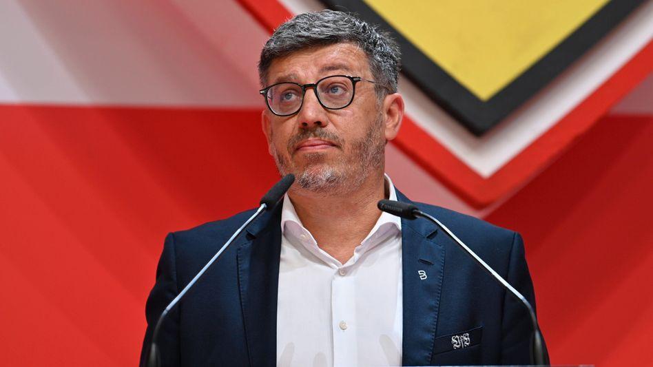 Claus Vogt wurde für eine zweite Amtsperiode wiedergewählt