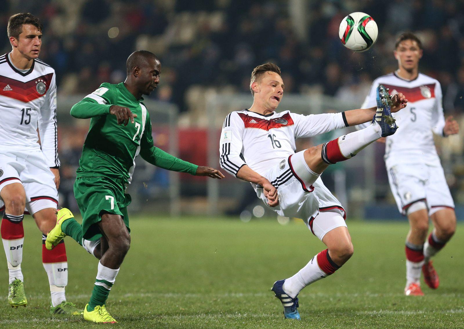 New Zealand Soccer U20 WCUP Germany Nigeria