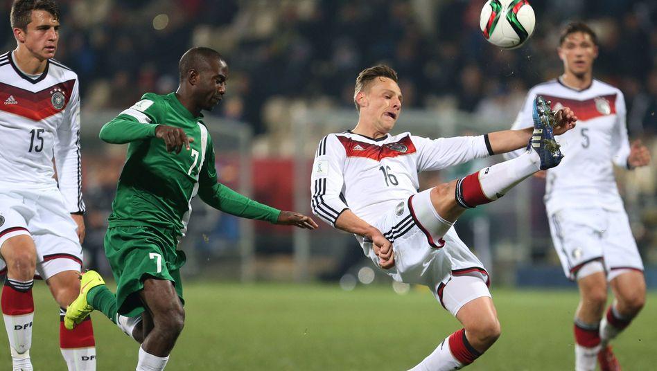 Deutschland gegen Nigeria: 1:0-Erfolg im Achtelfinale