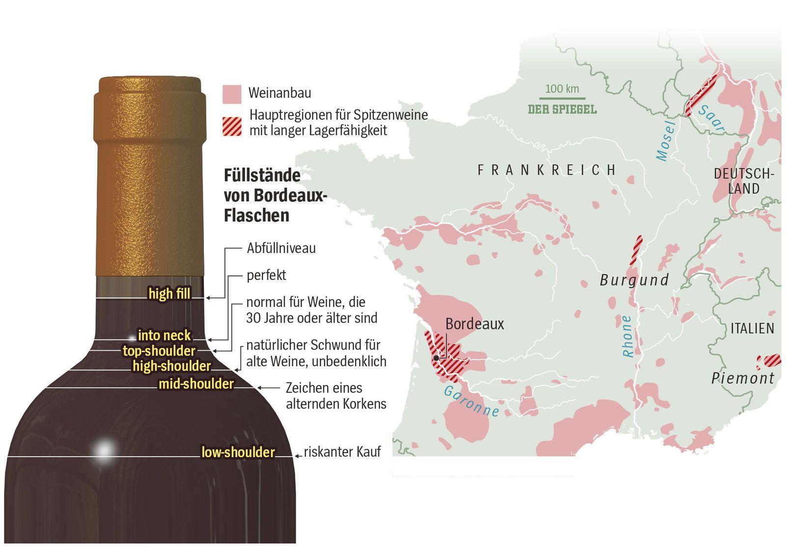 """EINMALIGE VERWENDUNG SPIEGEL Plus SP 2017/29 S.106: """"Wein ist dem Tode geweiht"""""""