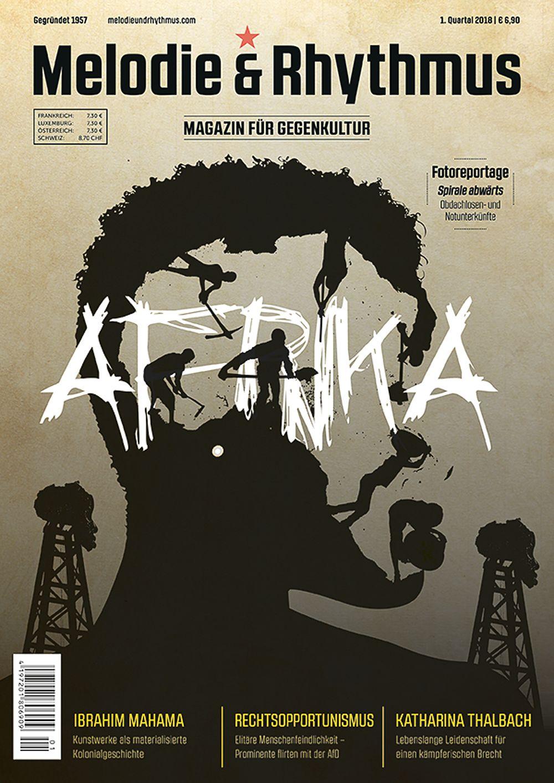 Melodie & Rhythmus COVER