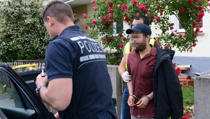 Polizeieinsatz: Razzia gegen mutmaßliche Islamisten