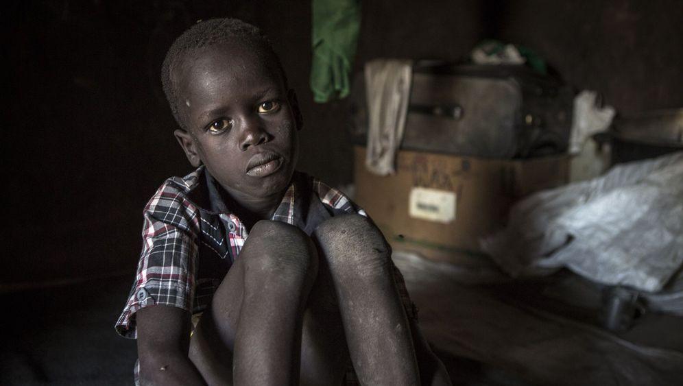 Report von Save the Children: Der Kindheit beraubt