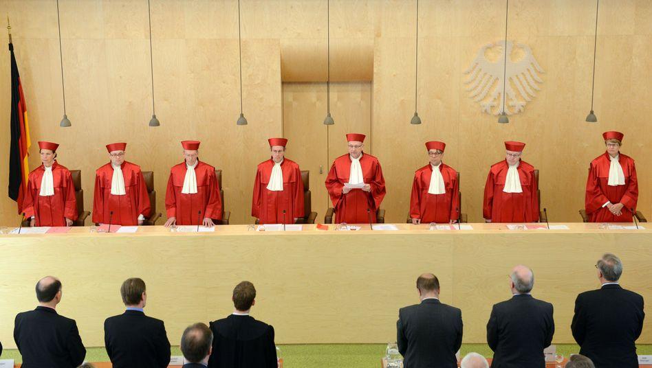 Bundesverfassungsgericht: Gesetzgeber muss Anti-Terror-Datei nachbessern