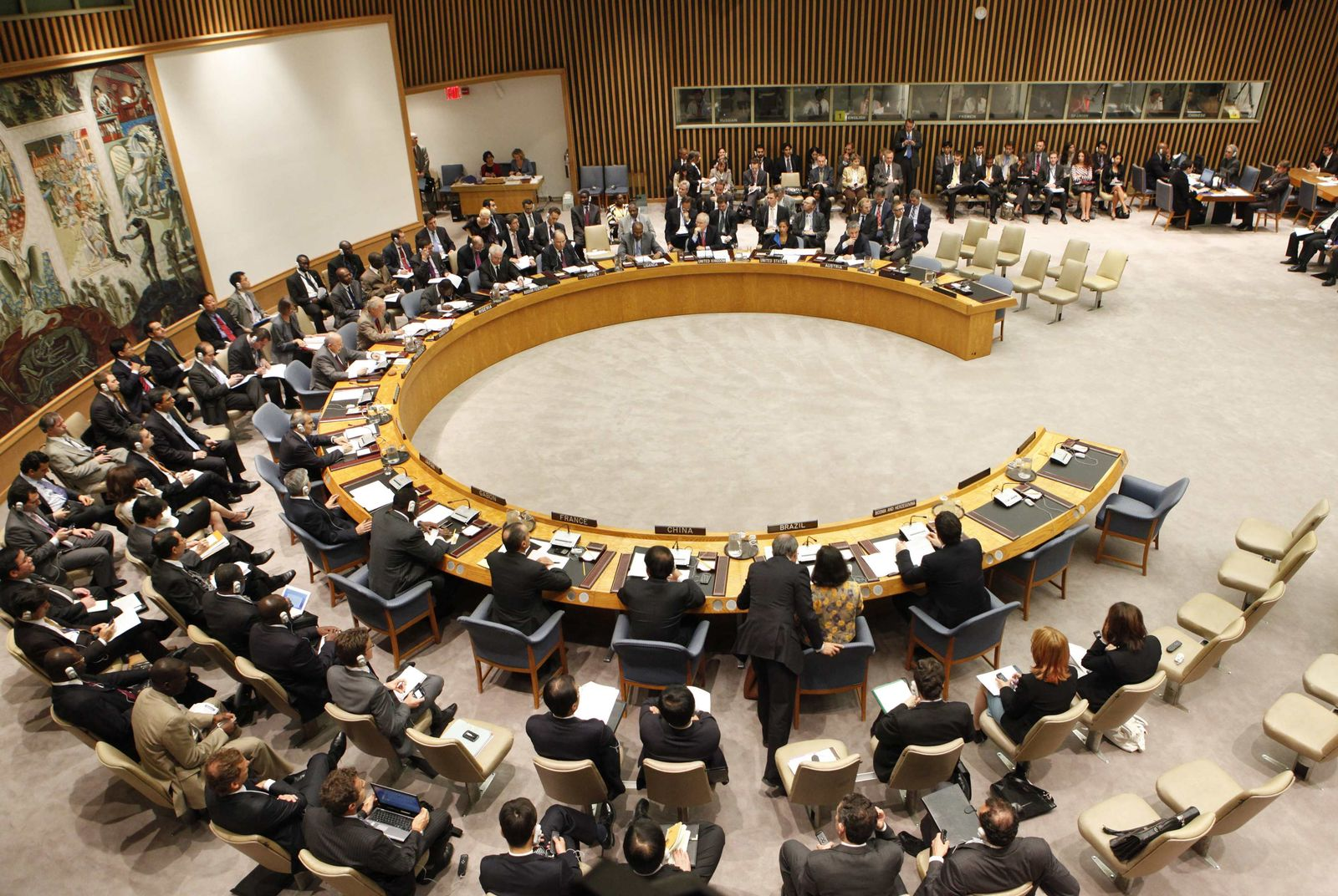 UN Sicherheitsrat / Iran Sanktionen