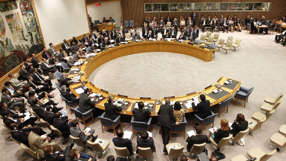 Uno-Sicherheitsrat: Schärfere Sanktionen gegen Iran beschlossen