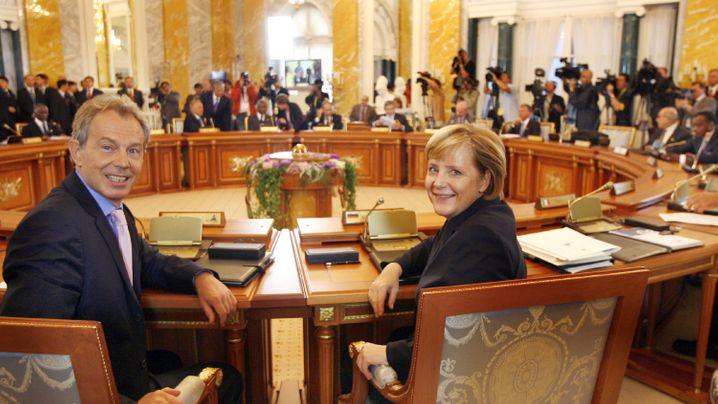 G8, G7 – Kanzlerin Merkel ist am längsten dabei