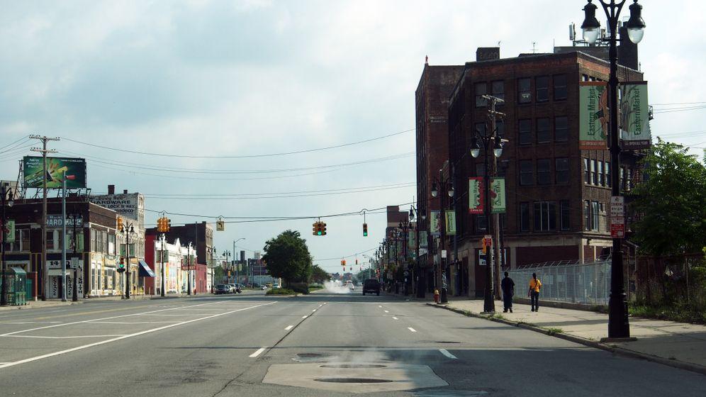 Pleitestadt Detroit: Von der Motor City zur Bike City