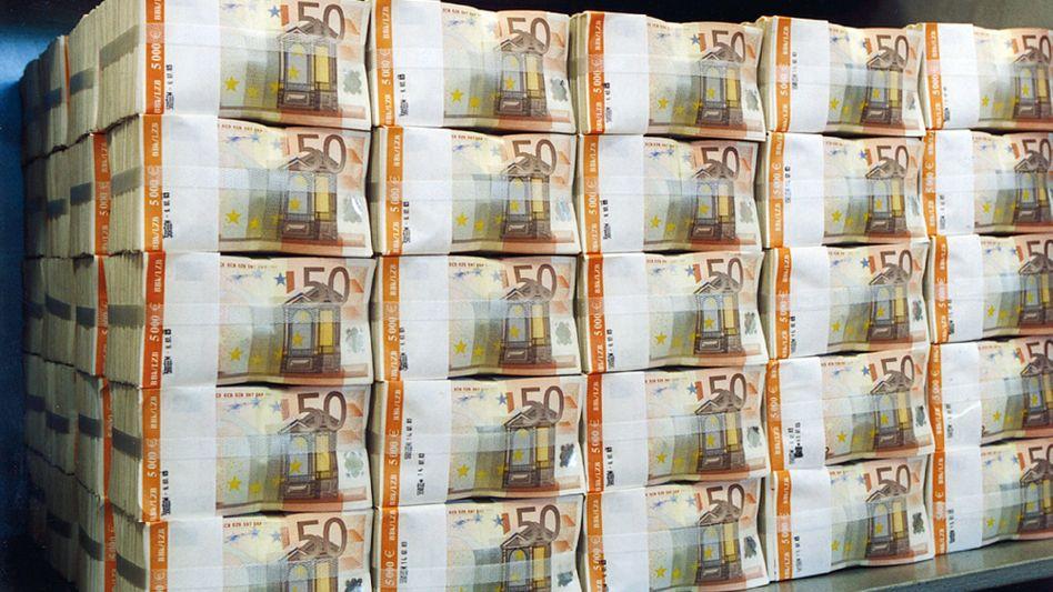 Euro-Paket der Deutschen Bundesbank: Ist das Geld bald weg?