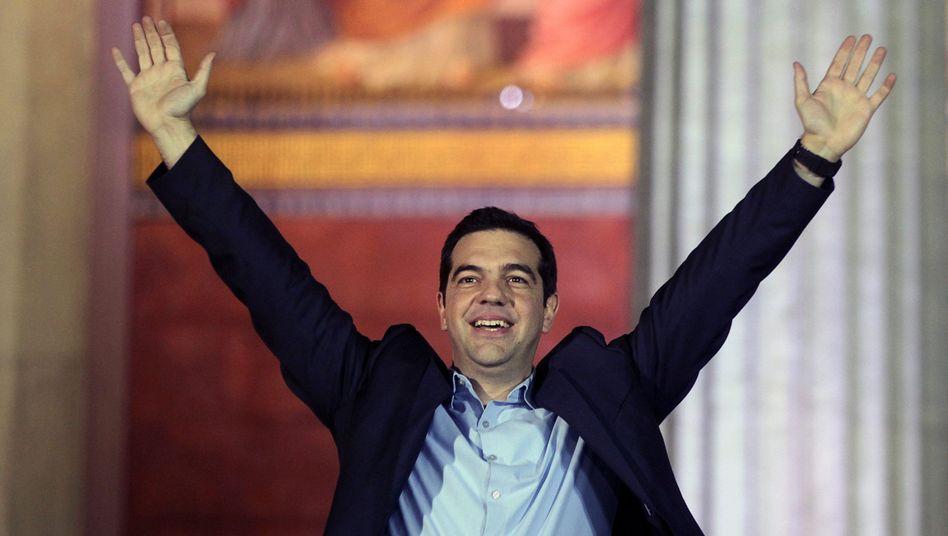 Kommentar zur Griechenland-Wahl: Tsipras hat eine Chance verdient
