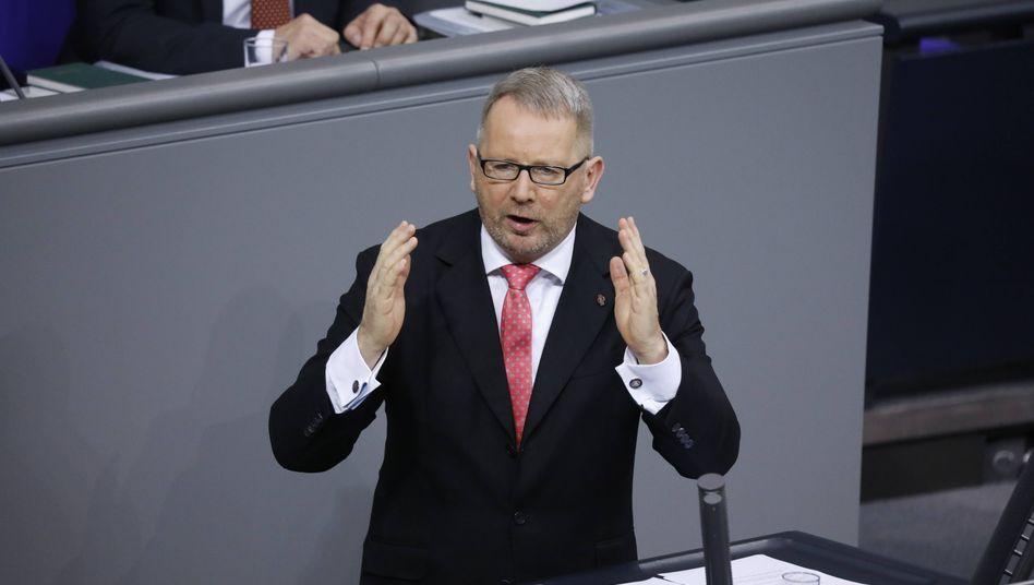 Ex-Politiker Kahrs