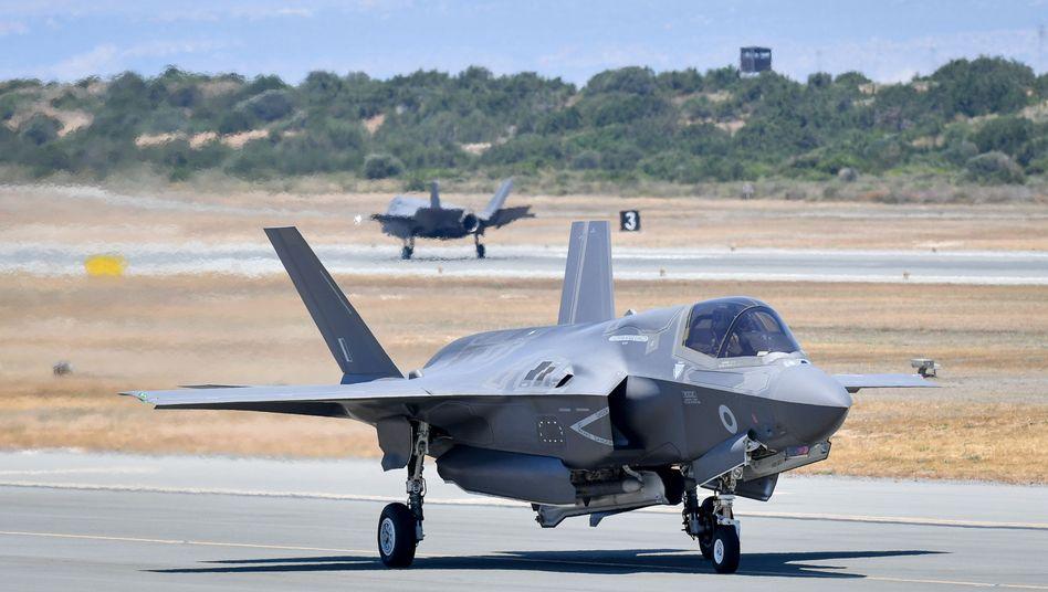 F-35-Kampfjet