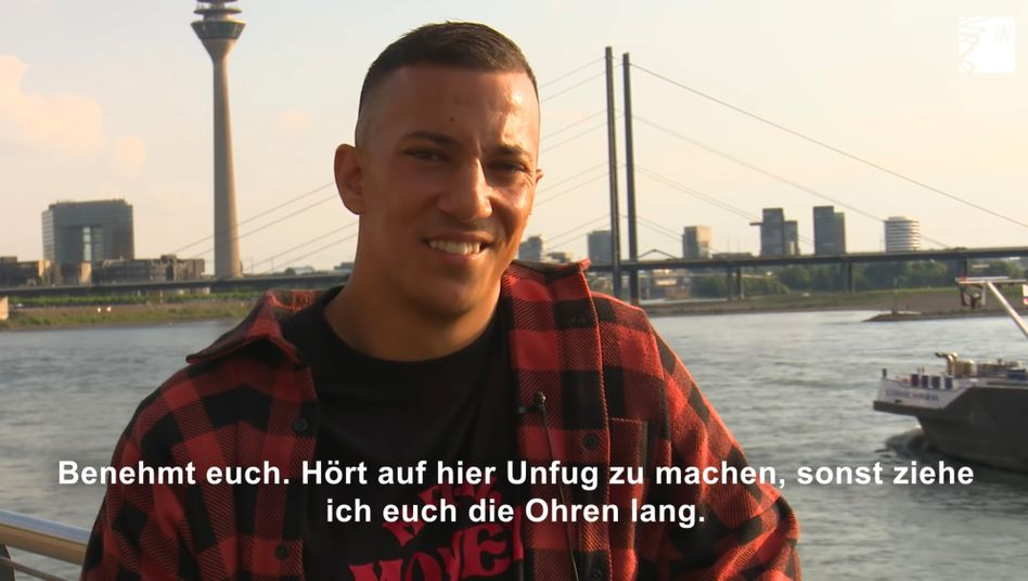 Rapper Farid Bang im Corona-Warn-Video: neue Zielgruppe