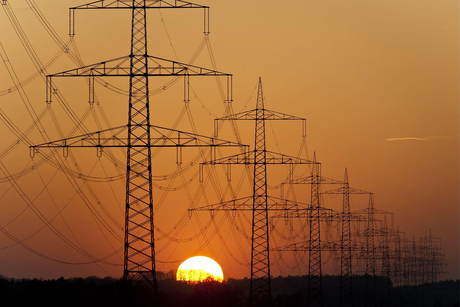 NICHT VERWENDEN Stromnetz