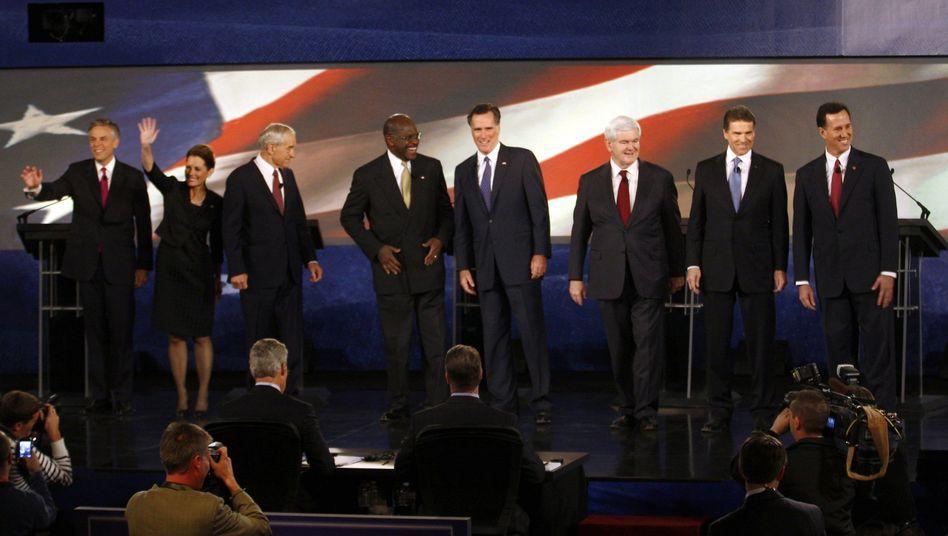 Kandidatenteam der US-Republikaner: Von Skandal zu Skandal