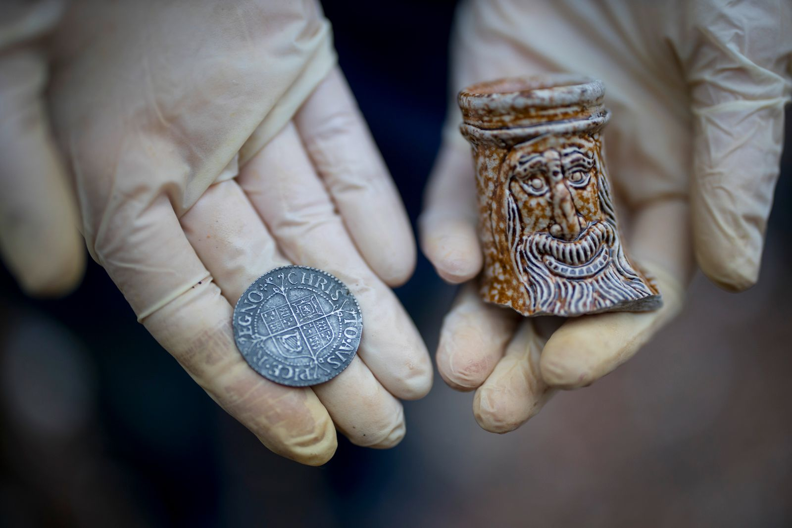 LIFESTYLE-BRITAIN-HISTORY-ARCHAEOLOGY