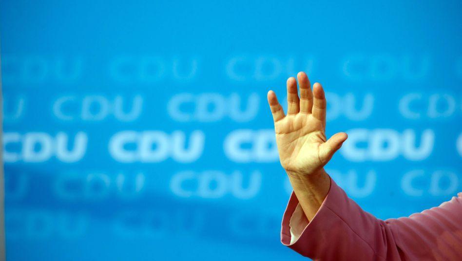 Bundeskanzlerin Merkel: Freiwilliger Abgang statt möglicher Wahlniederlage