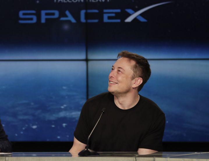 Visionär Musk