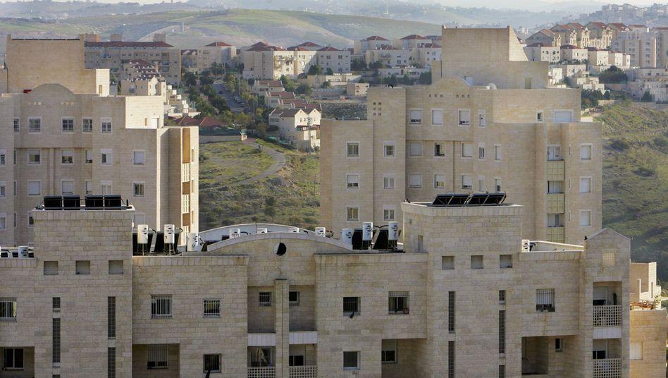 Jüdische Siedlung Maale Adumim: Nach EU-Zollrecht weder Israel noch Palästina