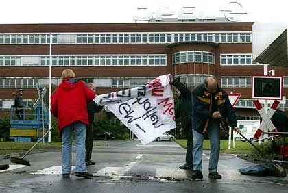 Streik bei Opel: Produktivität hängt von den konkreten Umständen ab