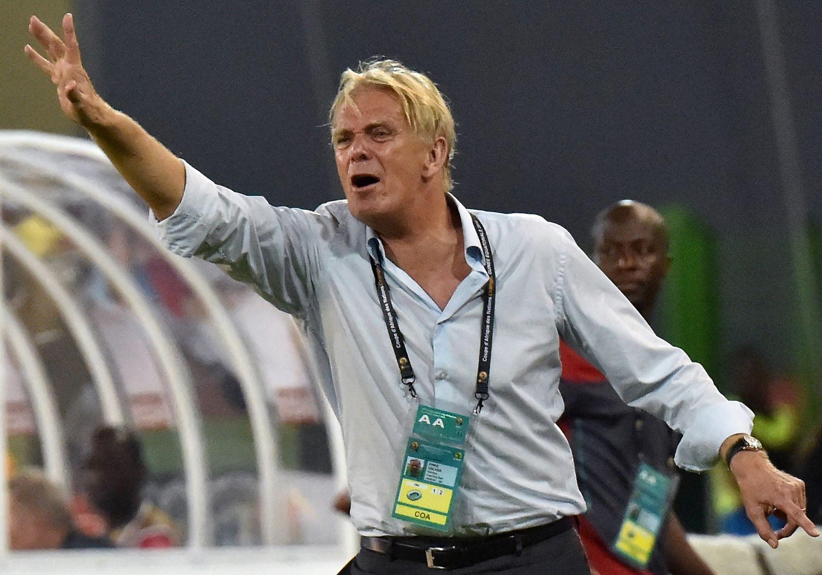 Afrika-Cup Kamerun
