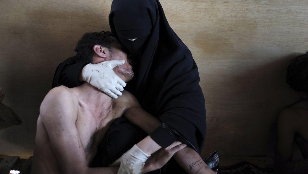 World Press Photo Award: Die Pressebilder des Jahres