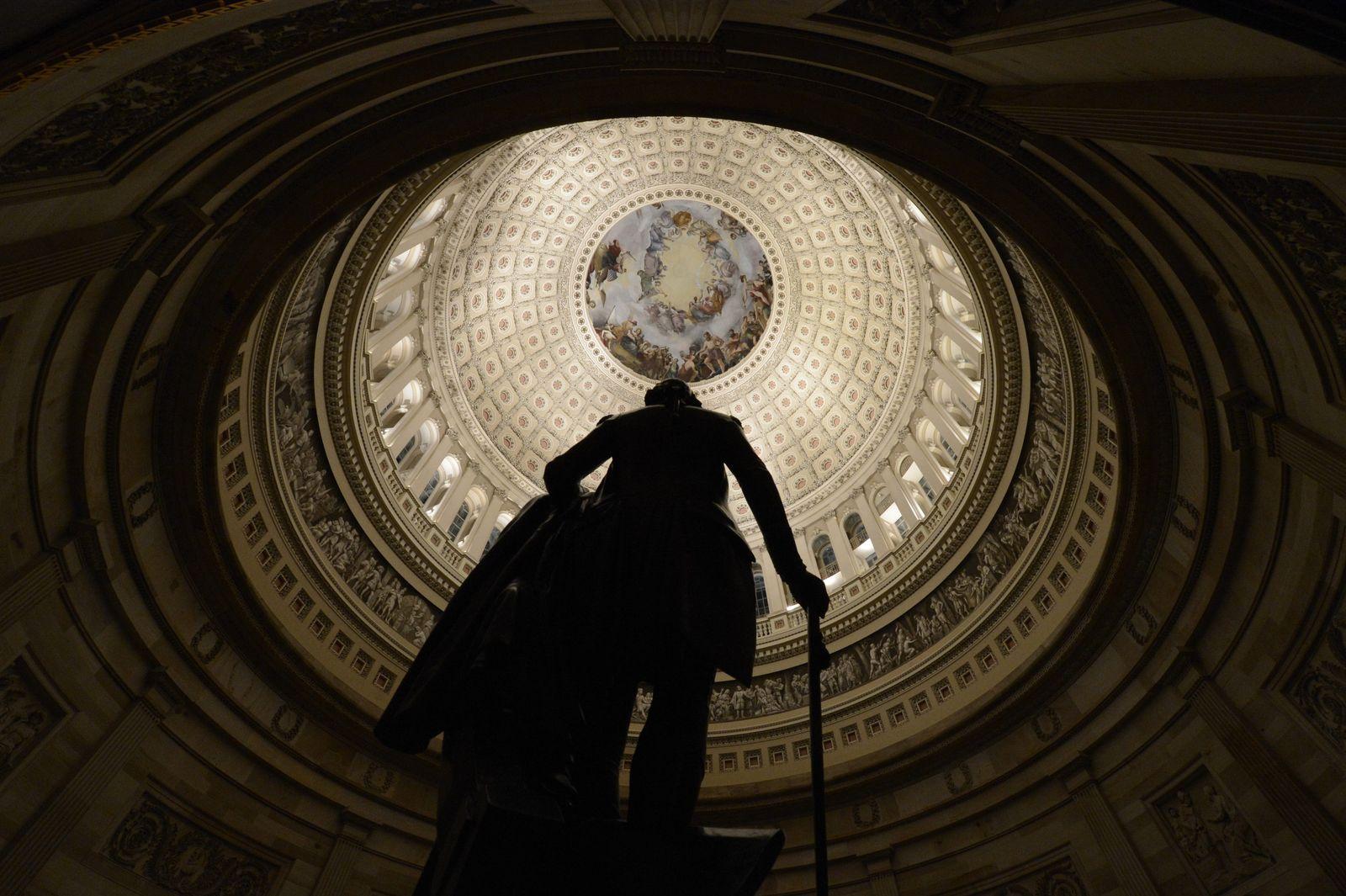 US Kongress/ Kapitol