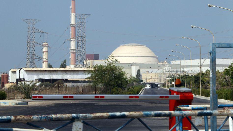 """Irans Nuklearanlage Buschehr: """"Israel antwortet nicht"""""""
