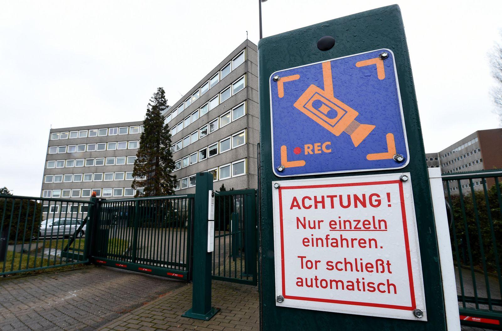 Niedersächsischer Verfassungsschutz