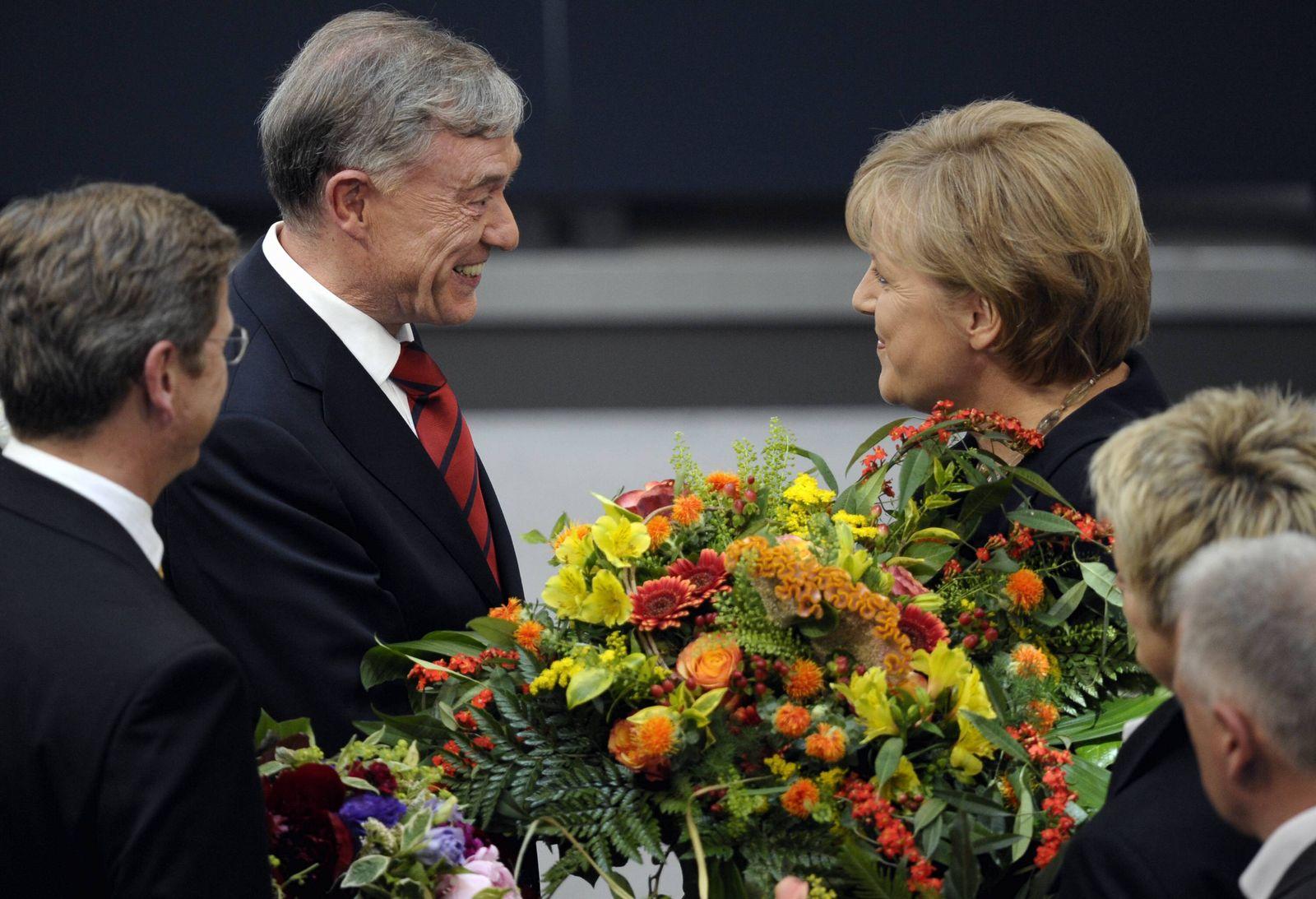 NICHT VERWENDEN Horst Köhler, Wahl zum Bundespräsidenten im Mai 2009