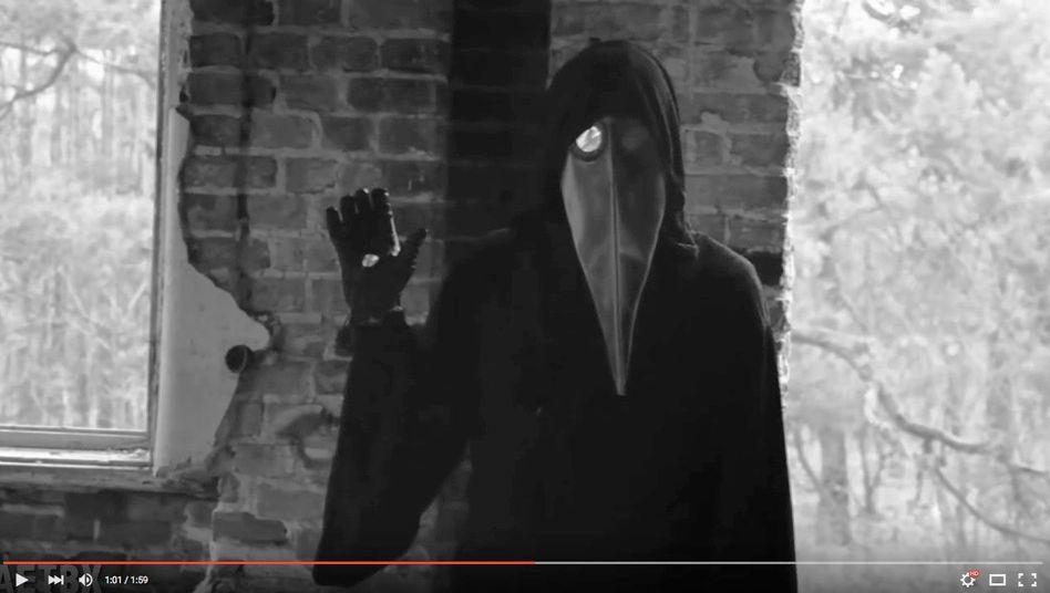 Werbung für eine neue Serie? Ein kreatives Studentenprojekt? Im Netz wird gerätselt, was es mit dem Gruselvideo auf sich hat.