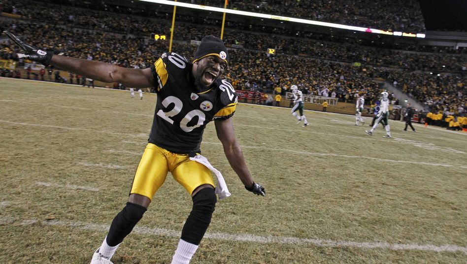 Steelers-Profi McFadden: Freude über den Finaleinzug
