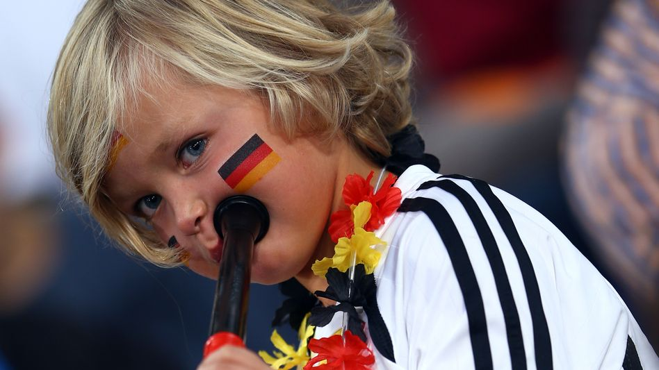 Germany is tops in this year's BBC popularity poll.