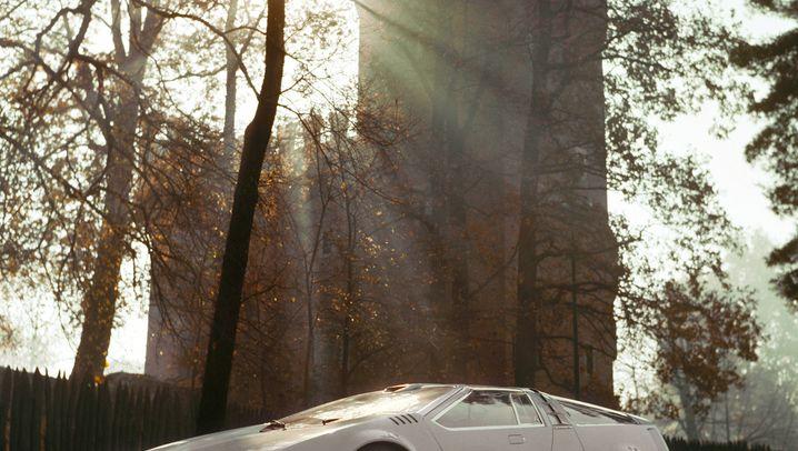 Porsche Tapiro – mehr Pep für den Volksporsche