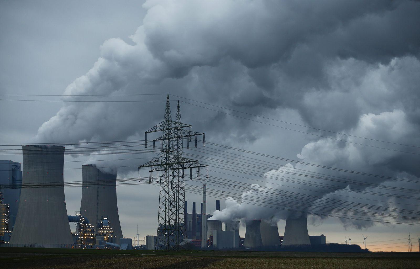 RWE / Kohlekraftwerk