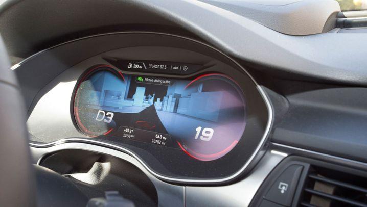Software-Entwicklungen fürs Auto: Bequem auf Knopfdruck