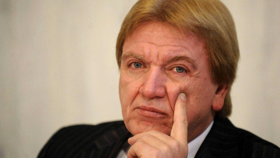 Möglicher Koch-Nachfolger Bouffier: Seit vielen Jahren gilt er als Kronprinz in Hessen