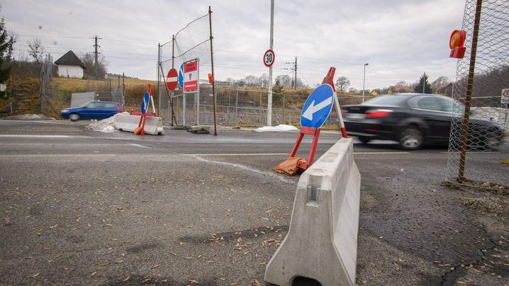 Grenzzaun Österreich-Slowenien: Kostet Millionen, bringt nichts