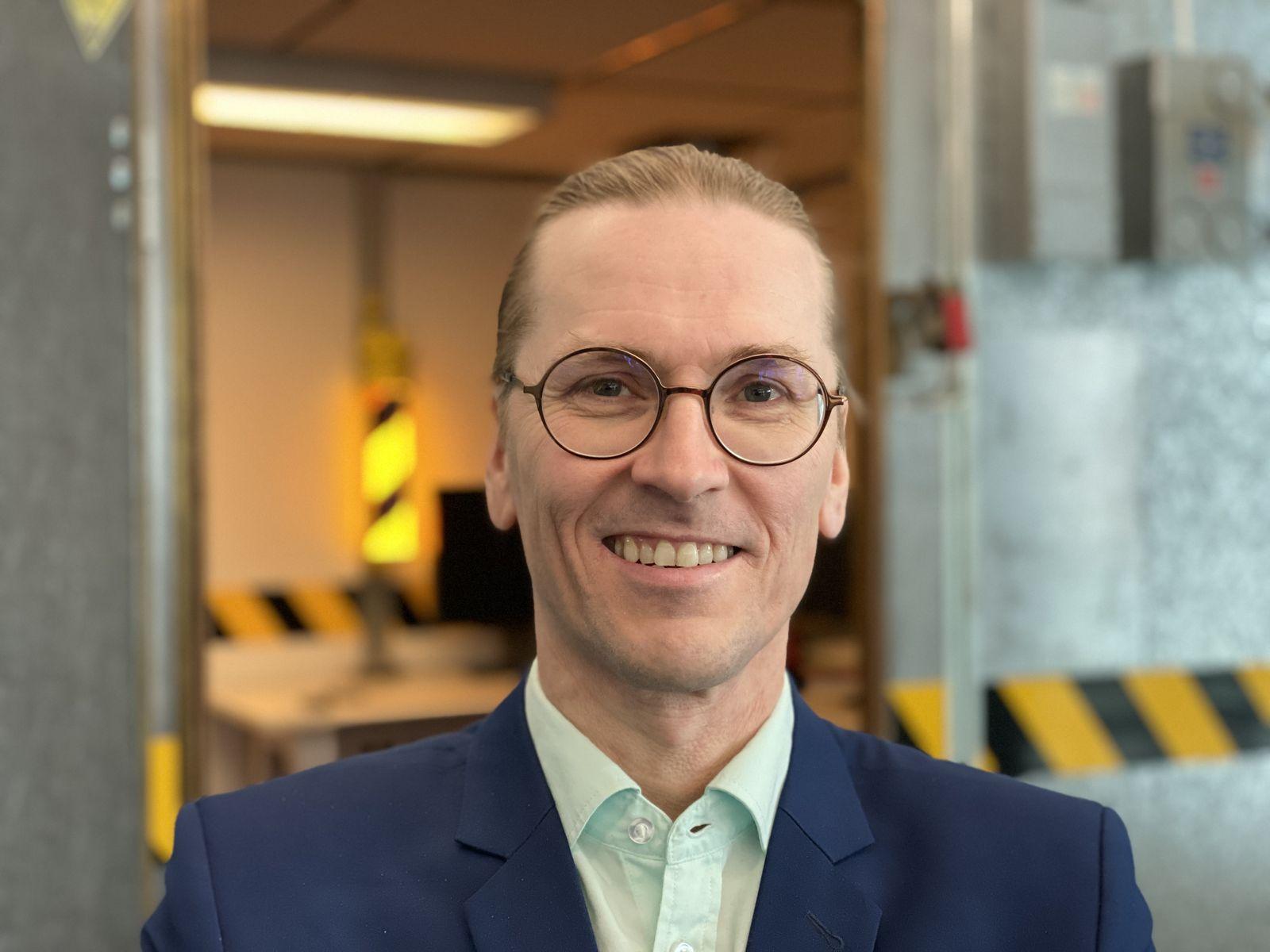 Sicherheitsforscher Mikko Hyppönen von F-Secure