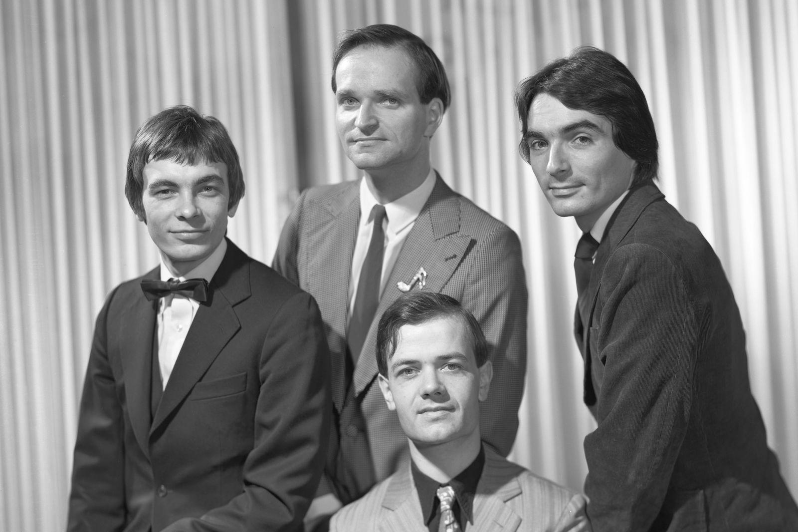 Kraftwerk Portrait Session