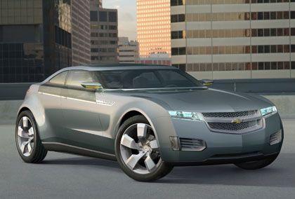 General Motors' Hoffnungsträger Volt: Zeichen der Zeit zu spät erkannt