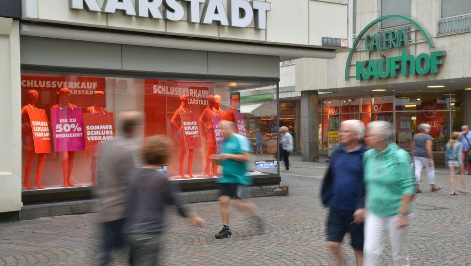 Filialen von Karstadt und von Kaufhof in Trier: Auswirkungen weit über das Unternehmen hinaus