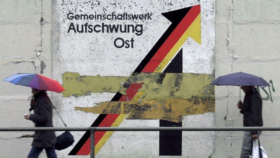 Aufschwung Ost gefährdet: Karlsruhe soll über den Soli entscheiden